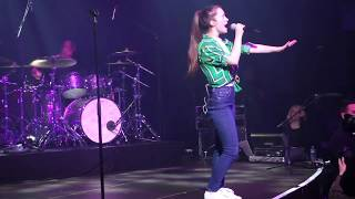 Sigrid - In Vain @LaMadeleine Brussels 20/11/2018 Video