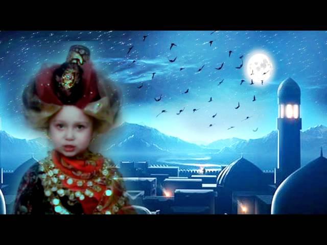 Изображение предпросмотра прочтения – ЕлизаветаХребтова читает произведение «Львица среди развалин. Гравюра (Холодная луна стоит над Насаргадой…)» В.Я.Брюсова