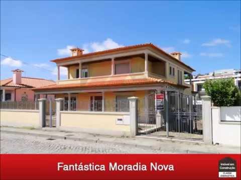 003-8 Moradia T4 Nova em Fafe