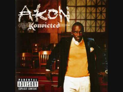 Akon Locked Up lyrics