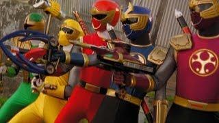 Tori vs the Evil Power Rangers | Power Rangers Ninja Storm