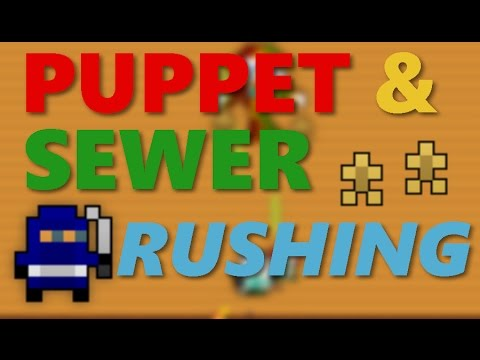 RotMG | Some Puppet and Sewer Rushes