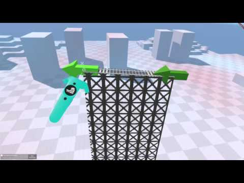 """""""I'M PUKING ON A VIRTUAL ROLLER COASTER!!!"""" Chunks HTC Vive Virtual Reality (VR) Game!"""