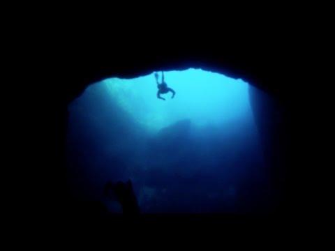 Cueva De La Luz Ibiza Freediving Youtube