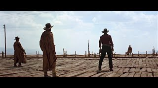 Once Upon a Time in the West (Charles Bronson, Ennio Morricone) 狂沙十萬里 HD
