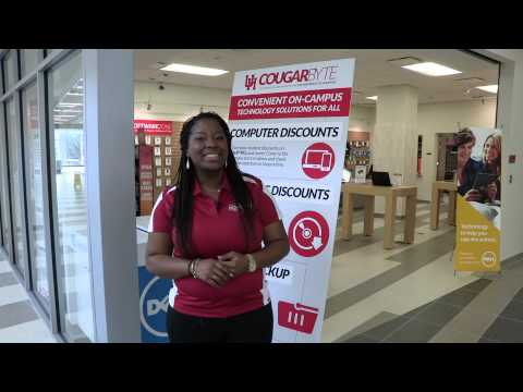 University of Houston Student Center Tour