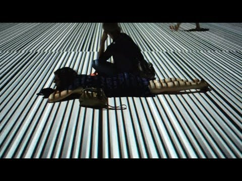 Ryoji Ikeda: Test Pattern 100m Version at Ruhrtriennale 2013