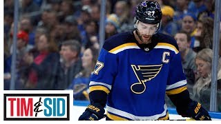 Could the Toronto Maple Leafs take another look Alex Pietrangelo? | Tim and Sid