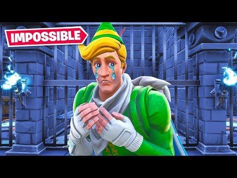Fortnite Prison Escape *IMPOSSIBLE* Edition