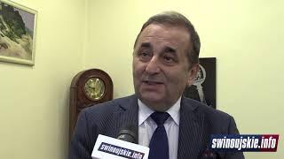 Prezydent Świnoujścia Janusz Żmurkiewicz wspomina prezydenta Pawła Adamowicza
