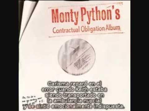 "Rock Notes ~  Monty Python ""The Band is Breaking Up"""