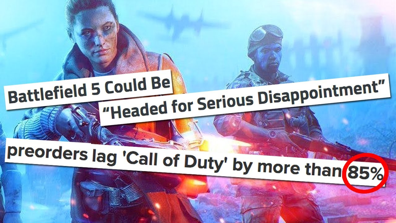 Just WTF Is Going On With Battlefield 5?!