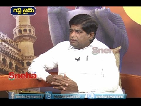 Guest Time - Special Interview with V.Prakash - Chairman TSWRDC || Sneha TV Exclusive e