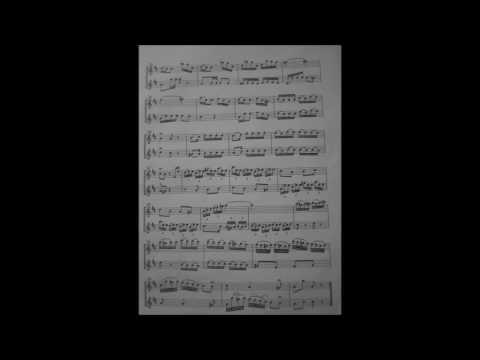 Domenico Mancinelli - Sonate n°5 deux flûtes