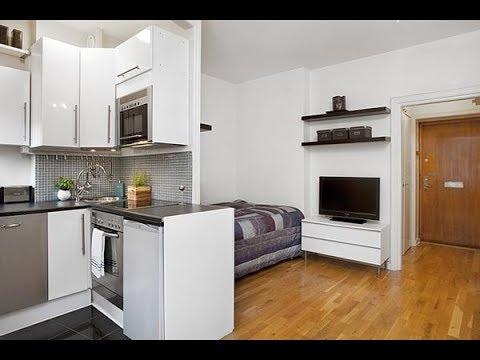 Tiny Stockholm Apartment with Smart Floor Plan | Stockholm, Sweden | HD