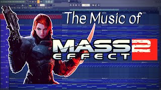 How Jack Wall Composed The Suicide Mission from Mass Effect 2