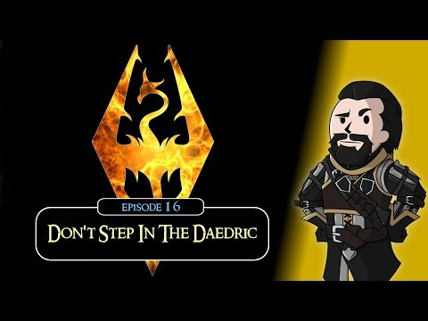 SKYRIM - Special Edition (Ch. 5) #16 : Don't Step In The Daedric AGAIN!