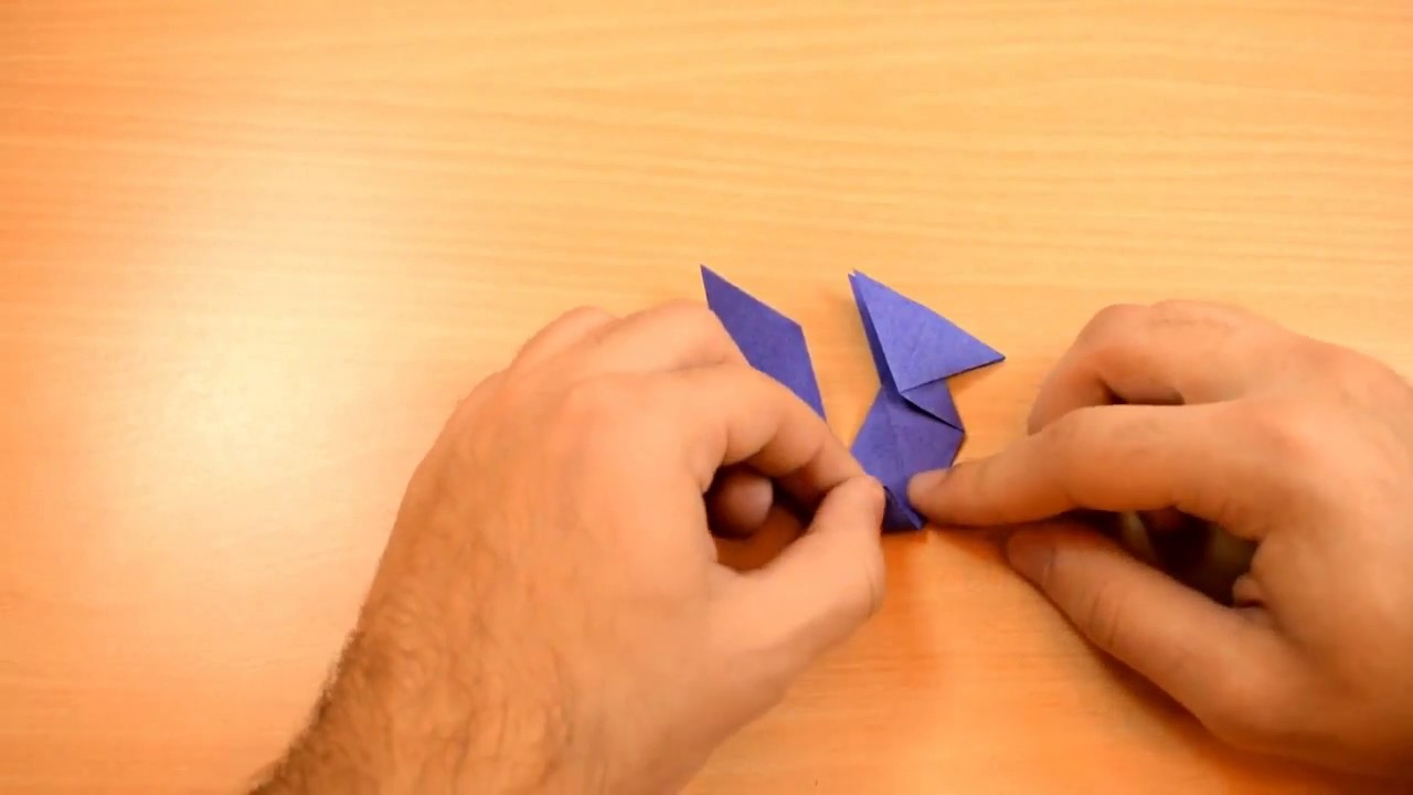 How To Make A Paper Squirrel HD