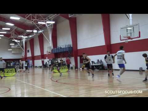 TM5 89 Deland Richardson 5'10 163 Youngstown Early College OH 2019 Highlight