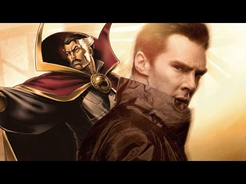 Doctor Strange  Why Benedict Cumberbatch is a Good Choice for the Role  IGN Conversation