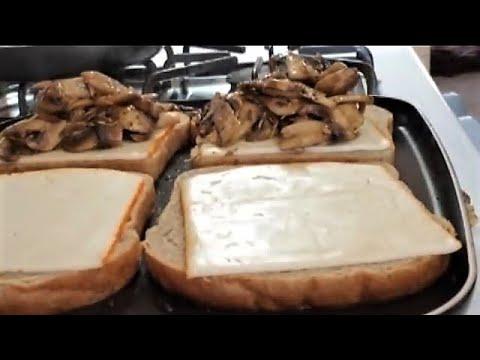 How to Make a Mushroom Melt Sandwich | It's Only Food w/ Chef John Politte