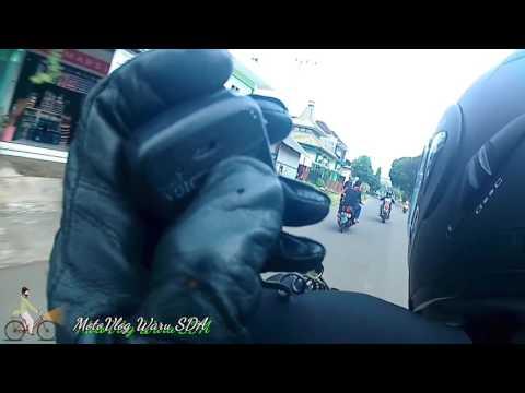 MotoVlog #6 - Nyetting Banteng Ketemu Banteng | Eps. Byson David Rusak
