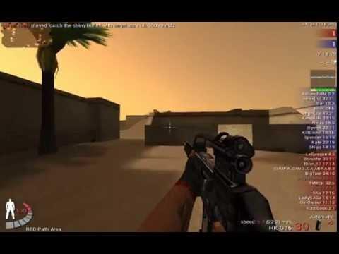 RecordMyDesktop Software Test HD - Urban Terror Riyadh Gameplay on Linux Ubuntu 12.04.5 LTS Unity 3D