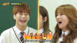 ENG SUB  Ep  1 VICTON'S BORN IDENTITY WITH APINK
