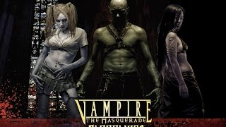 Vampire: The Masquerade Bloodlines Review