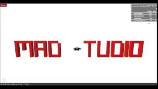 ROBLOX - The Mad Murderer Intro - Mad Studio