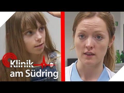 'Schule ist langweilig' - Wieso ist Kathi (12) schlauer als die Ärztin? | Klinik am Südring | SAT.1