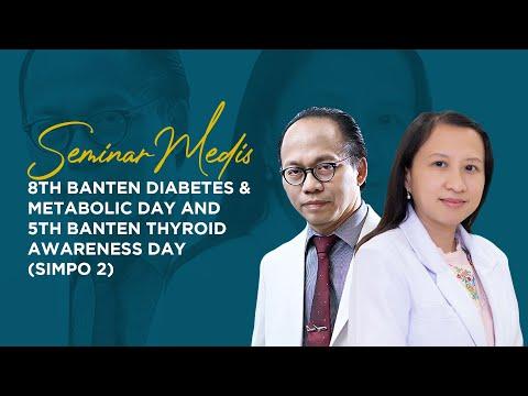 8th Banten Diabetes & Metabolic Day and 5th Banten Thyroid Awareness Day (SIMPO 2)