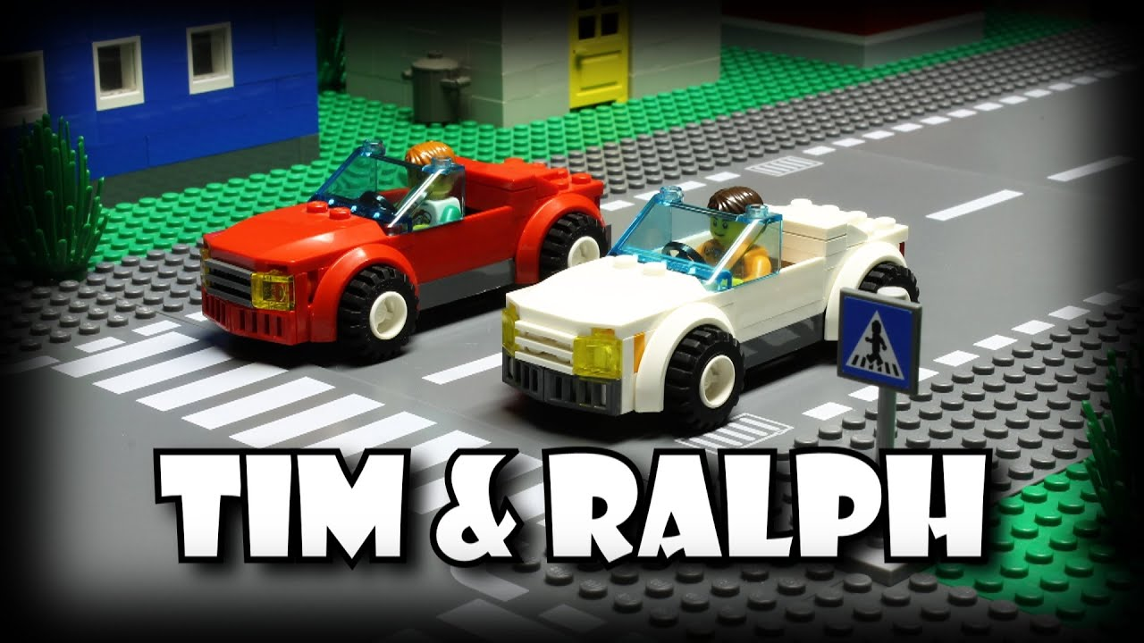 Tim and Ralph: The Race (Episode 1)
