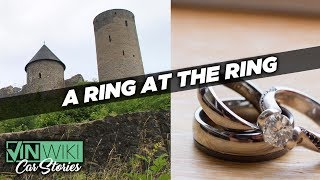 An epic proposal at the Nurburgring