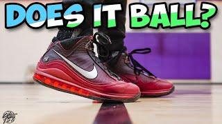 Does It Still Basketball?! Nike Lebron 7!