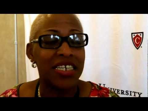 PhD Grad Talks About Her Journey with Capella University