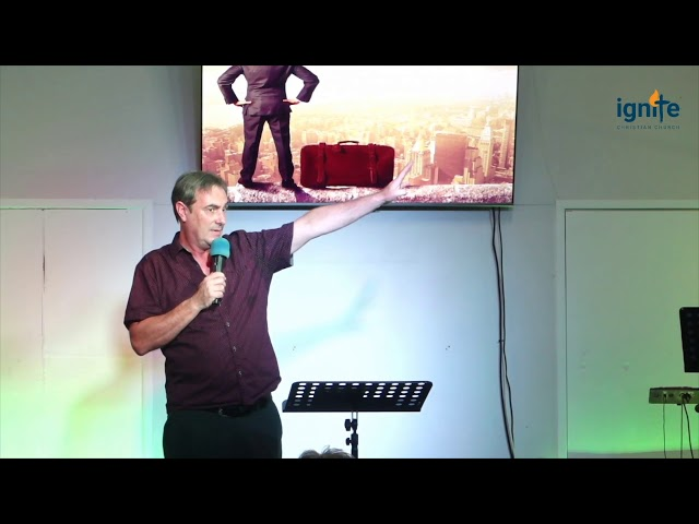 Ps Darin Browne  - The Way Ahead 5