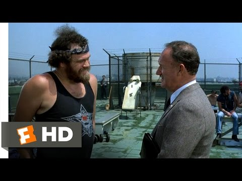 Uncommon Valor (1/10) Movie CLIP - You Gotta Give Me a Shot (1983) HD