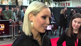 LFF Gala: Noomi Rapace, Michaël R. Roskam | The Drop (The Fan Carpet)