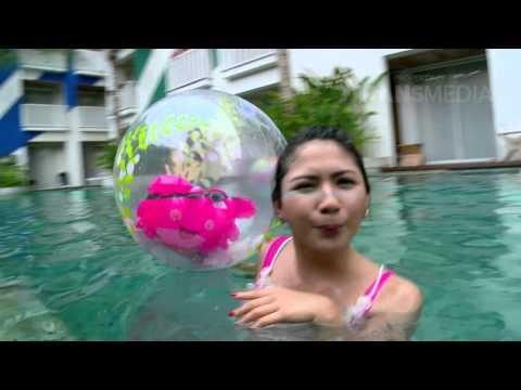 CELEBRITY ON VACATION 26 DESEMBER 2015 -  Jessica Mila Dan Kevin Julio Liburan Di Bali Part 2/3