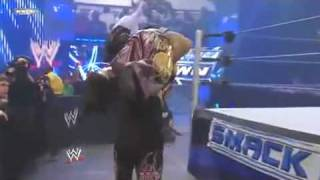 Undertaker vs. Rey Mysterio World Heavyweight Championship Part 1