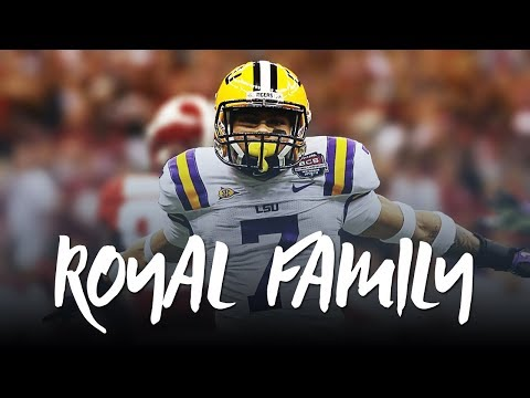 The LSU Royal Family (Odell, Landry, Mathieu, Peterson) ᴴᴰ