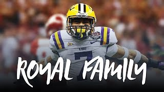 The LSU Royal Family: Odell, Landry, Mathieu, Peterson ᴴᴰ