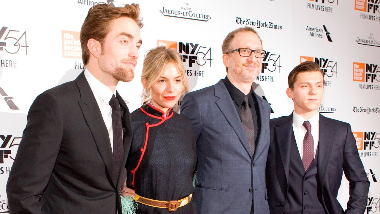 'The Lost City of Z' Red Carpet | NYFF54