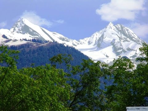 Best Of Pahalgam - Lidder River, Snow Peaks, Pinewoods - Kashmir Tourism Video
