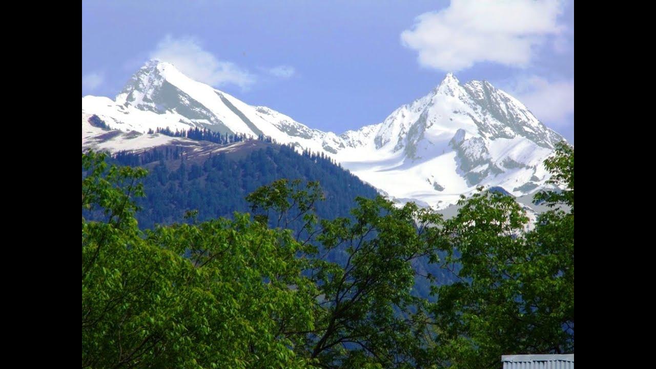 Best Of Pahalgam Lidder River Snow Peaks Pinewoods Kashmir Tourism Video Youtube