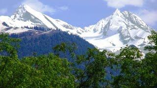 Best Of Pahalgam - Lidder River, Snow Peaks, Pinewoods - Kashmir Tourism Video thumbnail
