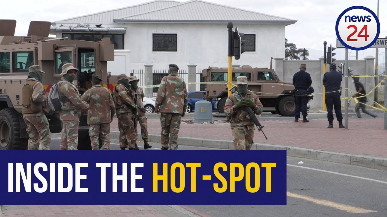 WATCH | BELLVILLE RED ZONE: A look inside one of SA's top Covid-19 hotspots - News24
