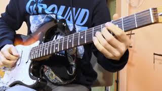 Красивое Блюзовое соло на гитаре