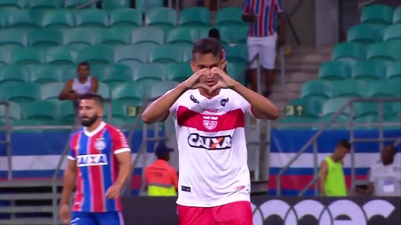 eb7284d92d Gols Bahia 1x1 CRB - Copa Do Nordeste 16 01 2019 - YouTube